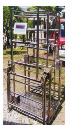 Chicken livestock scale made for weighing mass chicken weight #Chickenlivestockscale #USA #California