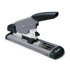 Swingline Heavy Duty Stapler, 160 Sheets, Black/Gray (S7039005) Swingline http://www.amazon.com/dp/B0006HUPU2/ref=cm_sw_r_pi_dp_8gEIub0MSJQ5M