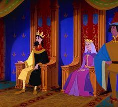 First Kiss, First Love, Princess Aurora, Disney Princess, Evil Witch, Disney Sleeping Beauty, Handsome Prince, Maleficent, Halloween Makeup