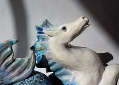 Hippocampus by Dragonware on Etsy