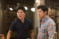 """""""The Librarians and a Town Called Feud (4x09) Promotional Stills """""""