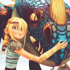 Astrid, How to Train Your Dragon