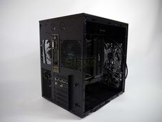Anidees AI7 Black Cube Chassis Review | Hardware Slave | Page 7