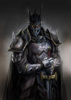 """""""Knight"""" by Egakuro.deviantart.com on @DeviantArt"""