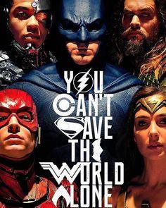 You Can't Save The World Alone!  Download this image at nomoremutants-com.tumblr.com  Key Film Dates * Wonder Woman - June 2nd, 2017 * Justice League – Nov 17th, 2017 * The Flash – Mar 23rd, 2018 * Aquaman – Dec 21th, 2018 * Shazam – Apr 5th, 2019  #comicbooks #comicbooks #dccomics  #batman #DamianWayne #joker #gotham #robin #redhood #batmanbeyond #superman #harleyquinn #batgirl #deathstroke #SuicideSquad #dkr #DK3 #wonderwoman #catwoman #justiceleaguetheanimatedseries  #sdcc2017…
