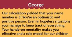 Numerology: Discover what your name reveals about you!