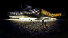 Kaluga's Sports and Youth Palace Winning Proposal / el fabricante de espheras + Espai MGR + A Proyectos y Desarrollos Cortesía de el fabricante de espheras + Espai MGR + A Proyectos y Desarrollos
