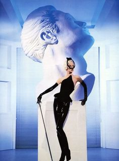 By Thierry Mugler