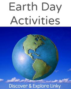 Earth Day Activities-See our easy Earth Day Song, and link up your Earth Day ideas, too.