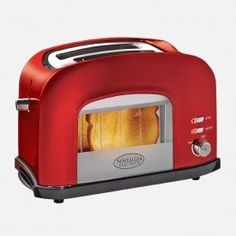 Nostalgia Retro Vision Toaster ..  i really, really want one of these, for some reason
