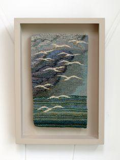 046 - Swoop Soar - Louise Oppenheimer Tapestry