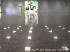 Concrete Floor Staining Miami
