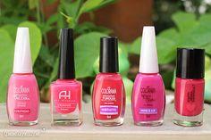 Top 5: Meus esmaltes rosas preferidos    por Dai Cravo | Tpm moderna       - http://modatrade.com.br/top-5-meus-esmaltes-rosas-preferidos