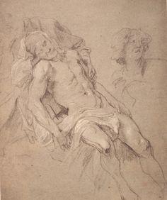 Embellished Skeleton: Antony Van Dyck, 1599-1641