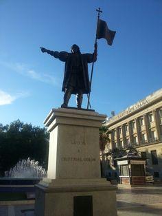 Monumento a Colón - Huelva - España