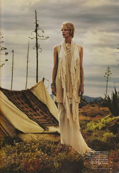 Marloes Horst Delivers Cultural Creative Values in'Wanderlust' - 10 Slow Living - Women's Fashion & Lifestyle News From Anne of Carversville