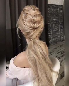 Tonyastylist long wedding hairstyles
