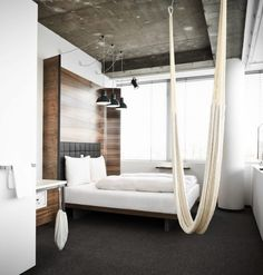 15 Indoor Hammock And Relaxing Swings To Forget About The Bad Things