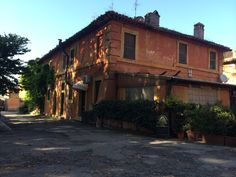 Close to Rome, old etruscan village Rome, Italy, Italia, Rome Italy