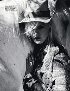 ELLE FRANCE, AUGUST 2013Elle France 16th August 2013  photography: cecile bortoletti   ∆   model: linnea regnander