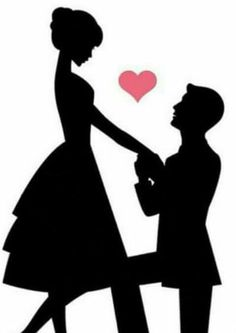 Princess Silhouette, Couple Silhouette, Silhouette Clip Art, Easy Drawings Sketches, Couple Drawings, Dancer Drawing, Scroll Saw Patterns Free, Cute Love Memes, Black Love Art