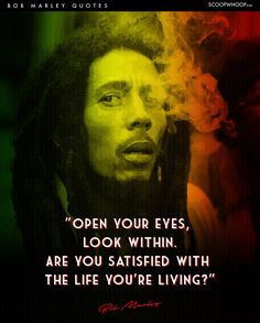 Discover recipes, home ideas, style inspiration and other ideas to try. Bob Marley Love Quotes, Bob Marley Lyrics, Bob Marley Art, Bob Marley Pictures, Pranayama, Bruce Lee, Cigarette Quotes, Marley Family, Damian Marley