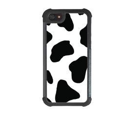 iPhone 4 4S 5 5S 5C Case, Galaxy S5 Case, Plastic Rubber Tough Case, Cow Spots, Cow iPhone Case, Cow Phone Case, Cow Galaxy Case