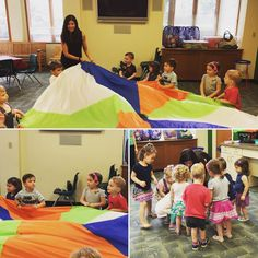 Some photos from this week's Time for Tots!  Just a few spots left for the next session!