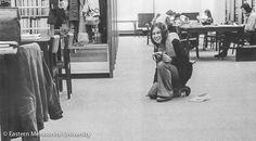 EMU library, 1976