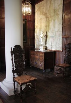 Melford Hall - National trust | Flickr: Intercambio de fotos Hall Interior, Country Interior, Interior And Exterior, Belton House, Gothic Mansion, English Interior, English Country Style, Irish Cottage, English House