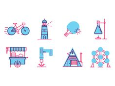 Icons, Symbols & Pictograms on Designspiration