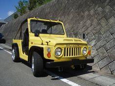 Suzuki Jimny SJ10 | Lowered, JDM