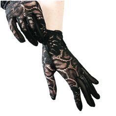Sultry gloves