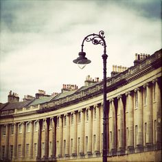 city of bath in england