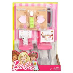 Barbie toys collection from the leading toys provider. Shop barbie dolls, barbie games and much more. Mattel Barbie, Barbie Sets, Barbie Dolls Diy, Doll Clothes Barbie, Barbie Doll House, Barbie And Ken, Ken Doll, Barbie House Furniture, Barbie Website