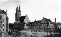 Kościół św. Pawła przy pl. Strzegomskim