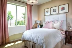 Bedroom 2 at Skycrest Plan 3 | New Homes at Inland Empire