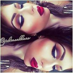 Julia  @juliasallure My makeup from ye...Instagram photo | Websta (Webstagram)