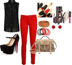 """""""casual day"""" by zippy7flaca on Polyvore"""