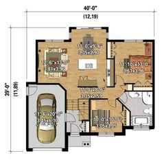 Plan #25-4369 - Houseplans.com