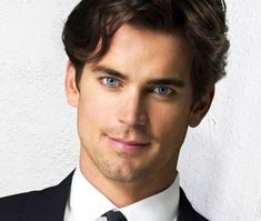 Matt Bomer= Christian Grey?