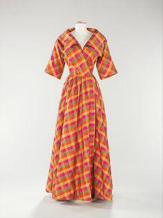Bonnie Cashin 1957 Evening Dress