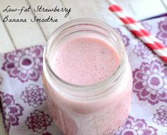 Strawberry and banana go together like peanut butter and jelly.
