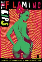 Flaming Lips Poster - Belly Up, Aspen - Scrojo