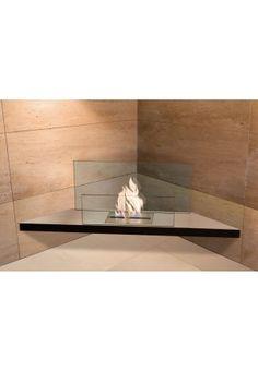 Radius Design - Corner Flame matt klar