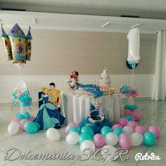 #dolcemania #palloncini #principesse #puglia #primocompleanno #princess #disney #sangiovannirotondo #balloon #balloons #pastel #gargano #italy #foggia #birthday #festa