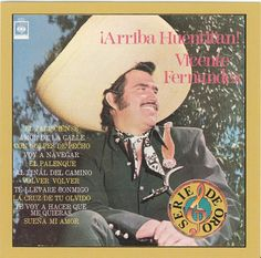 ▶ TE LLEVARE CONMIGO VICENTE FERNANDEZ.wmv - YouTube. I remember my mother having this album.