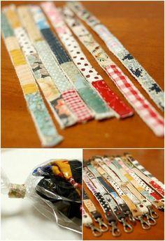 DIY Fabric Tape