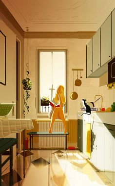 Another great Sunday is about to end. by PascalCampion.deviantart.com on @DeviantArt