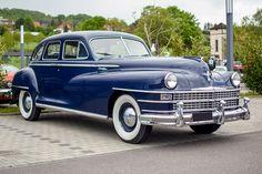 1939 Chrysler Windsor 4-Door Sedan Vintage Auto, Vintage Cars, Antique Cars, Desoto Cars, Anatomy Organs, Chrysler Windsor, Automobile, Us Cars, Road Runner